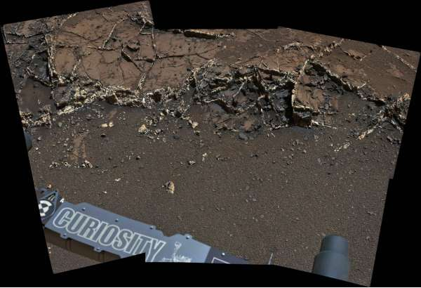 Curiosity Mastcam left sol 926
