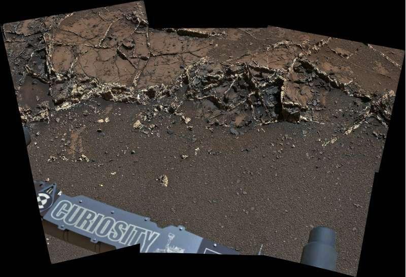 Curiosity Mastcam left sol 926