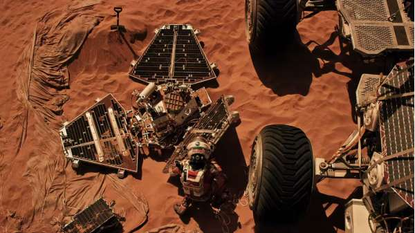 The Martian - Pathfinder