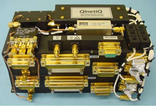 Sistema di comunicazione Melacom UHF a bordo dela sonda dell'ESA Mars Express