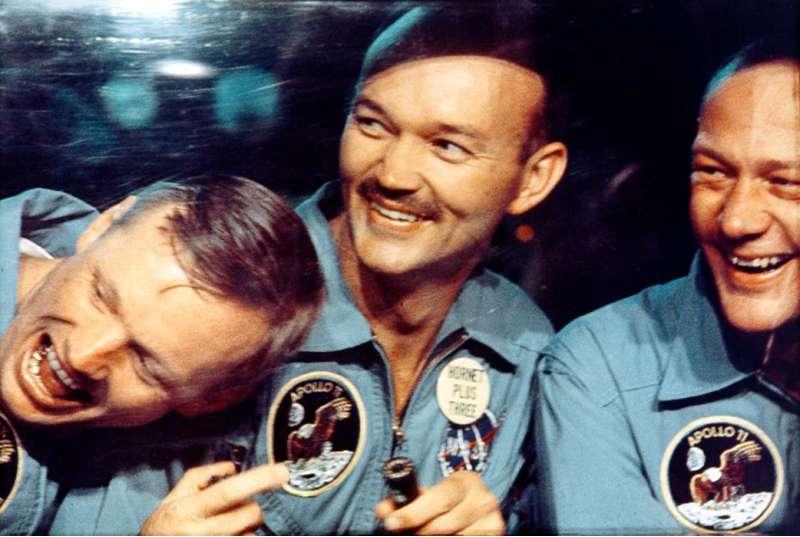 nasa apollo11 astronaut post mission