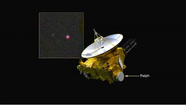 Telescopio / spettrometro visibile ed infrarosso Ralph
