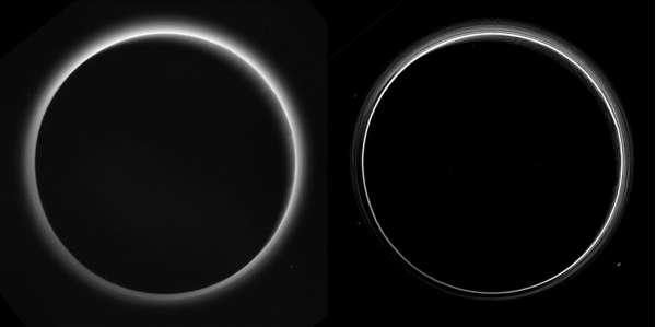 Plutone - atmosfera