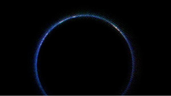 L'atmosfera di Plutone ripresa in infrarosso da LEISA