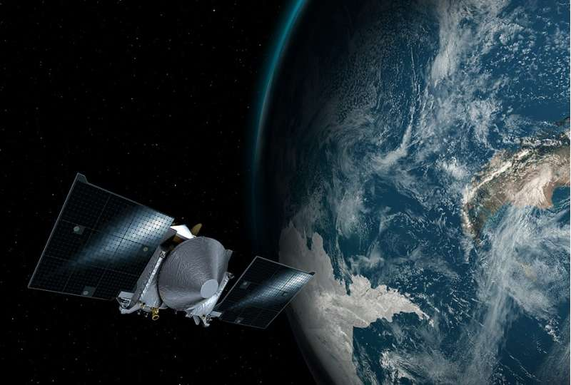 osiris rex ega beauty s