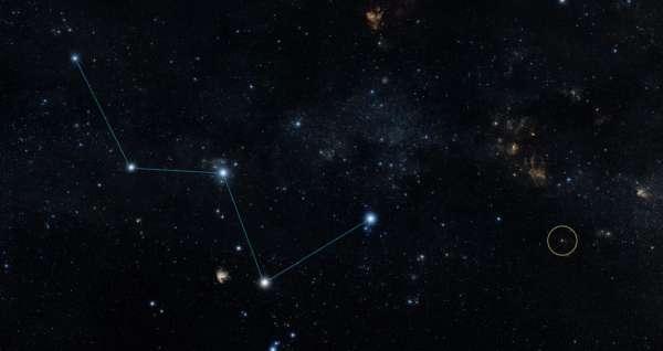Stella HD 219134 - Cassiopea