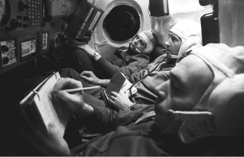 russia sojuz11 crew training 30061971