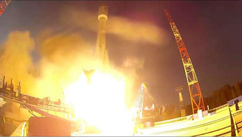 russia sojuz 21a pionnks liftoff 25062021