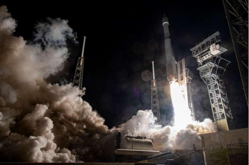 Solar Orbiter lancio