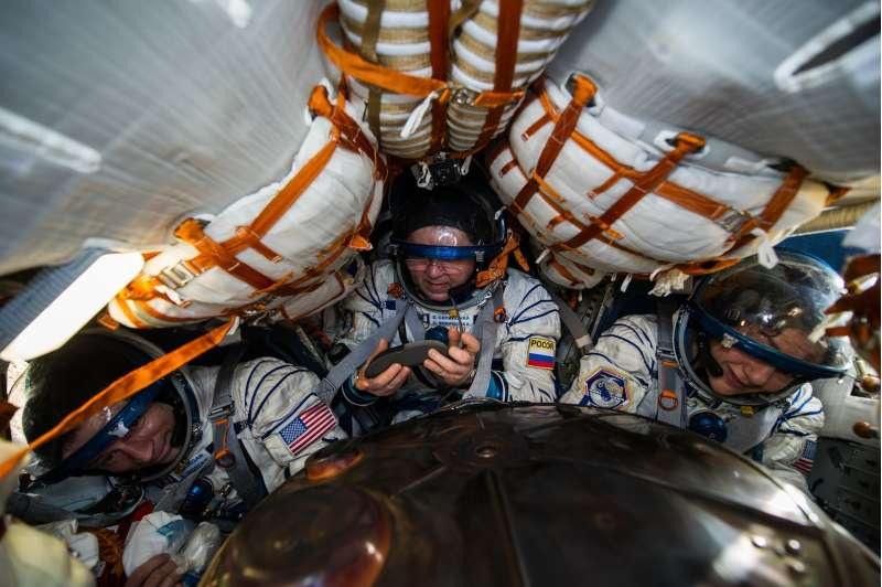 spedizione 62 ISS