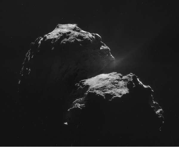 Cometa 4 novembre