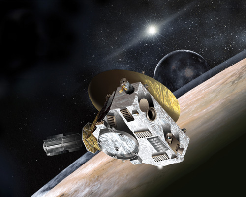 NASA New Horizons