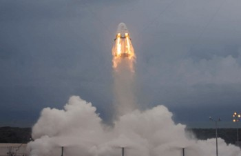 SuperDraco - Crediti: SpaceX