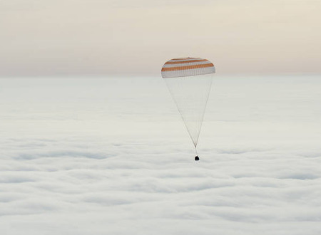 iss exp46 soyuztma18m descend