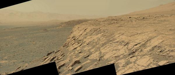 Sol 1812, Left Mastcam (3 frames)