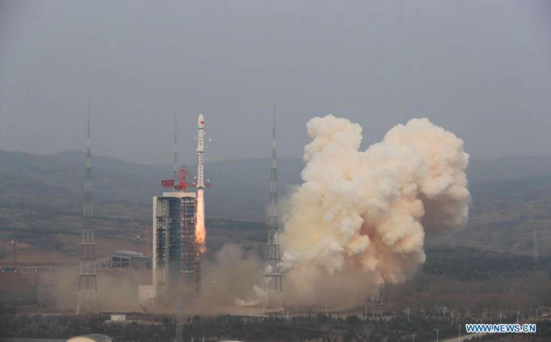 In orbita Shiyan 6, un satellite sperimentale cinese