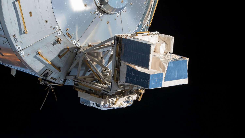 Spirti blu, elfi e folletti rossi visti dalla Stazione Spaziale Internazionale
