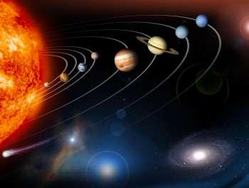 Il Sole è veramente al centro del Sistema Solare?