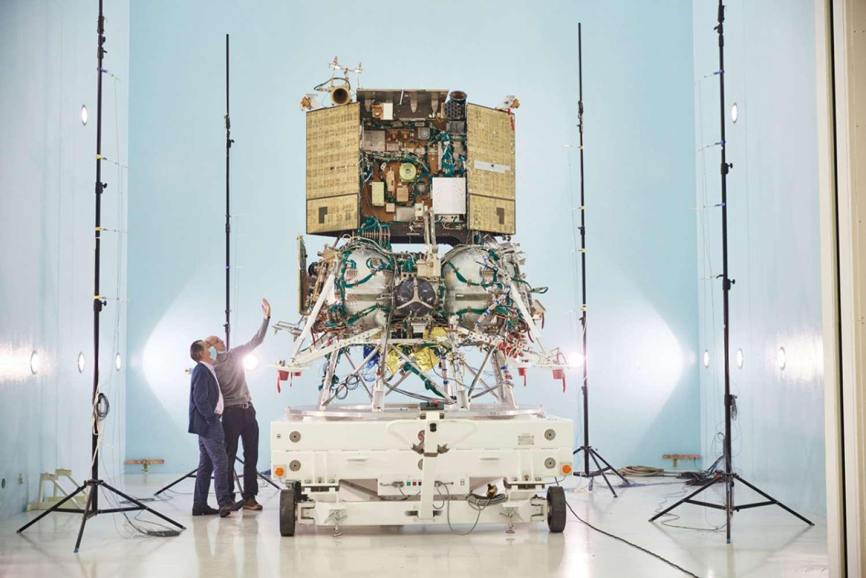 Luna 25: la Russia si prepara al lancio
