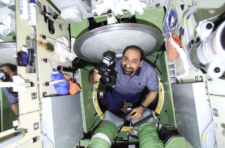 20 anni di Europei sulla Stazione Spaziale.