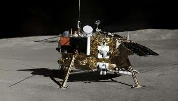 Troppe radiazioni sul lato opposto della Luna
