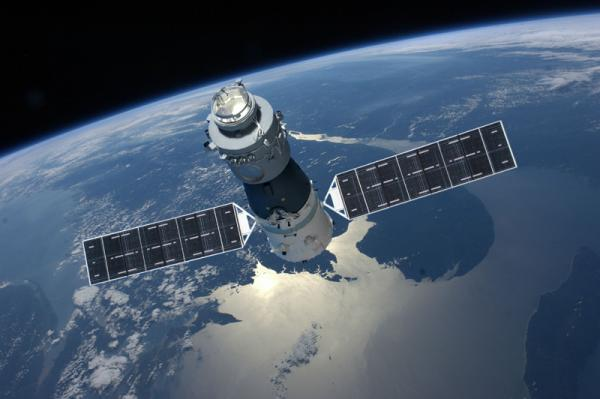 Tiangong-1 orbit
