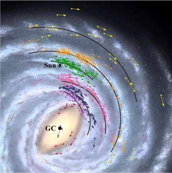 Siamo più vicini al buco nero supermassiccio al centro della Via Lattea