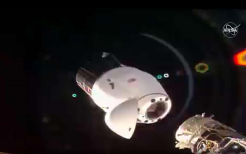 Cargo Dragon CRS 21 ritorna dalla ISS