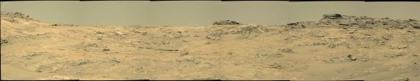 MSL Left Mastcam, Sol 1272