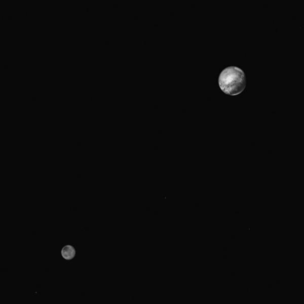 Pluto and Charon LORRI 1x1 stack 2015-07-09 04 (https://flic.kr/p/vy9ai8)