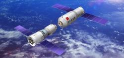 Tiangong-2 orbit