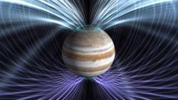 Juno è entrata nel campo magnetico di Giove