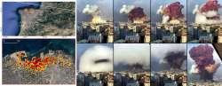 I danni di Beirut