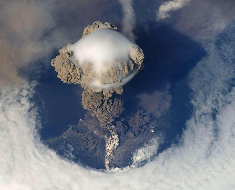 Un antico supervulcano potrebbe aver distrutto lo strato di ozono della Terra
