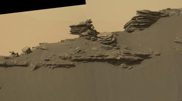 Sol 1450, Right Mastcam, MSL
