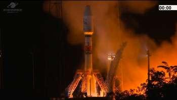 Doppio lancio Sojuz