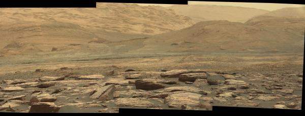 Sol 1516, Right Mastcam