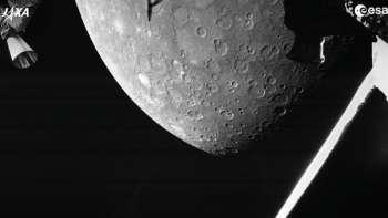 BepiColombo: inizia a studiare Mercurio