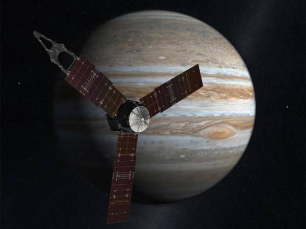 Juno approach to Jupiter