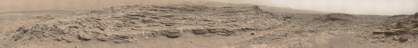 Curiosity MastCam right sol 993