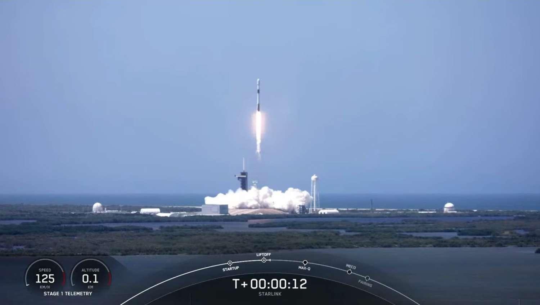 Starship da buca ma SpaceX piazza altri 60 Starlink in orbita