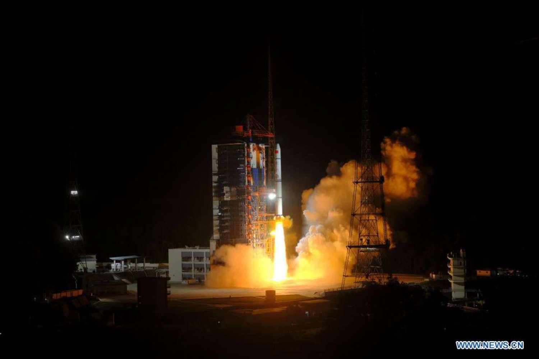 Altri tre satelliti cinesi Yaogan 30 in orbita