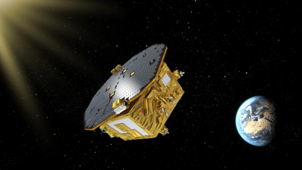 LISA Pathfinder rilascia i cubi di prova del LISA Technology Package (LTP)