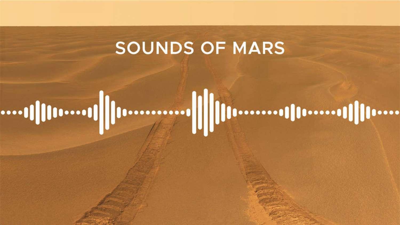 Come percepiamo i suoni su Marte?